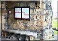 SE3694 : All Saints, Northallerton - Porch detail by John Salmon