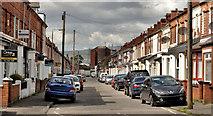 J3673 : Hyndford Street, Belfast (2) by Albert Bridge
