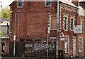 J3673 : Vacant terrace house, Belfast by Albert Bridge