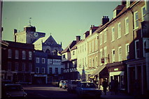 SU3521 : Market Place, Romsey by Colin Smith
