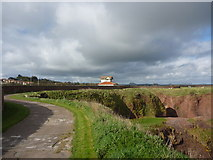 NT6779 : Coastal East Lothian : Dunbar Clifftop Walk by Richard West