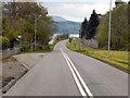NS2685 : A814, Gare Loch by David Dixon