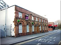 SP2871 : Pomeroys Bistro, Station Road, Kenilworth by John Brightley