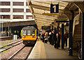 SE3055 : Train in Harrogate station by The Carlisle Kid
