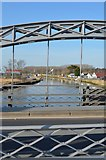 TM4599 : B143 Road Bridge St Olaves by Ashley Dace