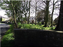 SD7139 : The Old Vicarage, Great Mitton by Philip Platt