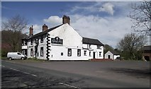 SD7138 : The Aspinall Arms, Great Mitton by Philip Platt