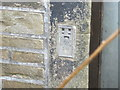 SE0335 : Ordnance Survey  Flush Bracket 941 by Peter Wood