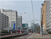 TQ3265 : Wellesley Road (2) by Stephen Richards