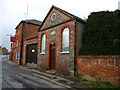 SU4666 : Newbury - Mission Hall by Chris Talbot