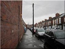TA0831 : Torrington Street off Newland Avenue, Hull by Ian S