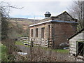 NY5753 : Pumping Station, Old and New Water, Geltsdale by Les Hull