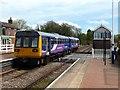 SK5082 : Kiveton Park station and signal box  by Graham Hogg