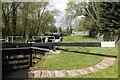 SU4867 : Side of ham lock by Bill Nicholls