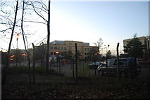 SU8653 : Farnborough Aerospace Centre by N Chadwick