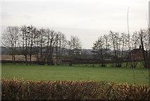 TQ6326 : Bivelham Farm and Oast by N Chadwick
