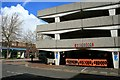 SK5236 : The Beeston multi-storey car park by David Lally