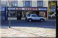 SO1106 : Calvin White's Shop by Melanie Hartshorn