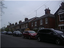 TL6706 : Houses along Ongar Road, Writtle by David Howard