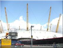 TQ3979 : O2 Arena, Greenwich by Christine Westerback
