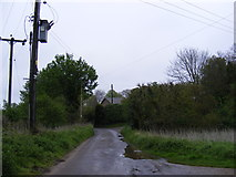 TM2750 : Valley Farm Road, Melton by Adrian Cable