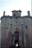 NY0265 : Caerlaverock Castle: gatehouse by Christopher Hilton