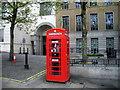TQ2879 : Telephone Box, Knightsbridge London by PAUL FARMER