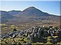 NG6221 : Towards Beinn na Caillich from Bheinn Shuardail by Richard Dorrell