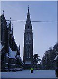 N9337 : Taking Photos in Maynooth College by Marie Kennedy