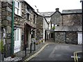 NY3307 : Back street in Grasmere by DS Pugh