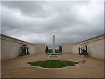 SK1814 : The Armed Forces Memorial at the National Memorial Arbortum by Rod Allday