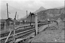 NN0858 : Ballachulish station by Nigel Brown