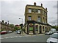 TQ2875 : The Queens Arms, Battersea by Robin Webster