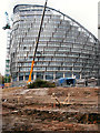 SJ8499 : NOMA Construction Site, One Angel Square by David Dixon