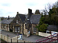 NY7063 : Haltwhistle: Station house by Dr Neil Clifton