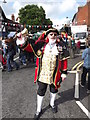 SU9032 : Yeovil Town Crier by Colin Smith