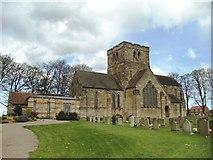 NZ5414 : The Church of St Mary The Virgin, Nunthorpe by Bill Henderson