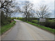 NZ3522 : Entering Darlington on Bleach House Bank (road) by Ian S