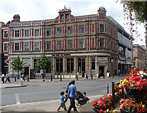 SP3378 : 18 High Street, Coventry by Stephen Richards