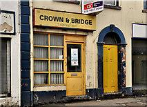 J4569 : Nos 44-48 Castle Street, Comber (2) by Albert Bridge