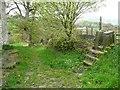 SE0522 : Longley Lane at Dodge Royd, Norland by Humphrey Bolton