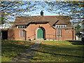 SP1267 : Ullenhall Village Hall by Robin Stott
