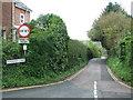 SZ5690 : Pondcast Lane, Havenstreet by Malc McDonald