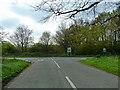 SJ5881 : Road junction at Newton Cross by Alexander P Kapp