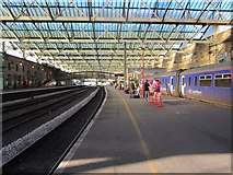 NY4055 : Carlisle Citadel Station by Graham Robson