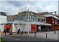 SO9889 : Domed entrance to Sainsbury's, Oldbury by Jaggery