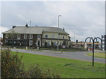 NZ3766 : The New Crown Hotel in South Shields by peter robinson