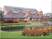 SK5319 : Charnwood Museum - viewed from Queen's Park by Betty Longbottom