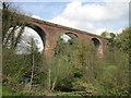 NY4654 : Corby Bridge, Wetheral by Ian S
