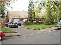 SK5319 : Loughborough Spritualist Church - Steeple Row by Betty Longbottom